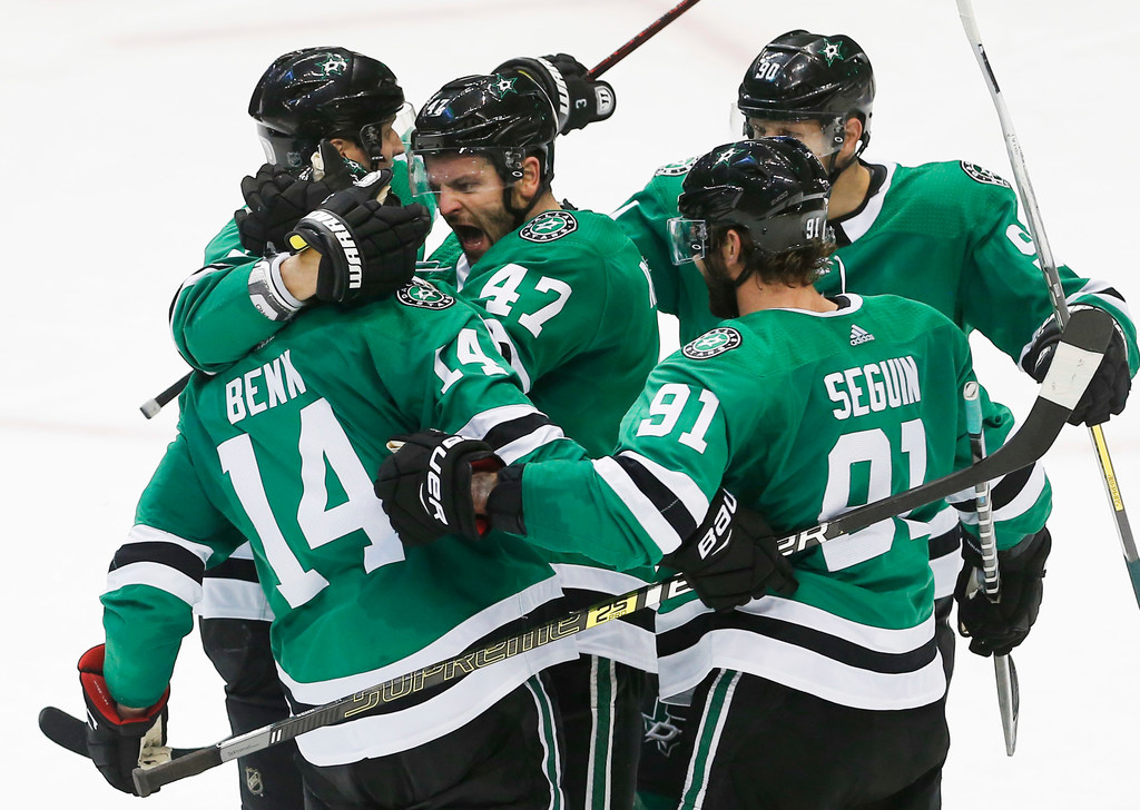 Stars will tinker with lines before Anaheim, but won't try fixing what isn't broken