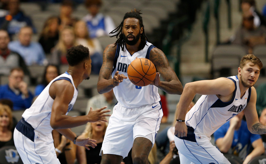 DeAndre Jordan turns in flawless stat line as Mavericks close out preseason with loss to Hornets