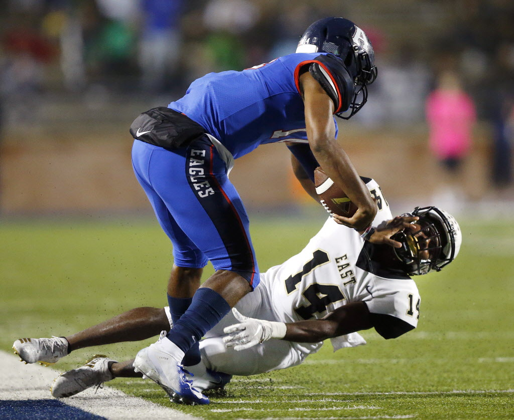 In dismantling of Plano East, top-ranked Allen shows off the