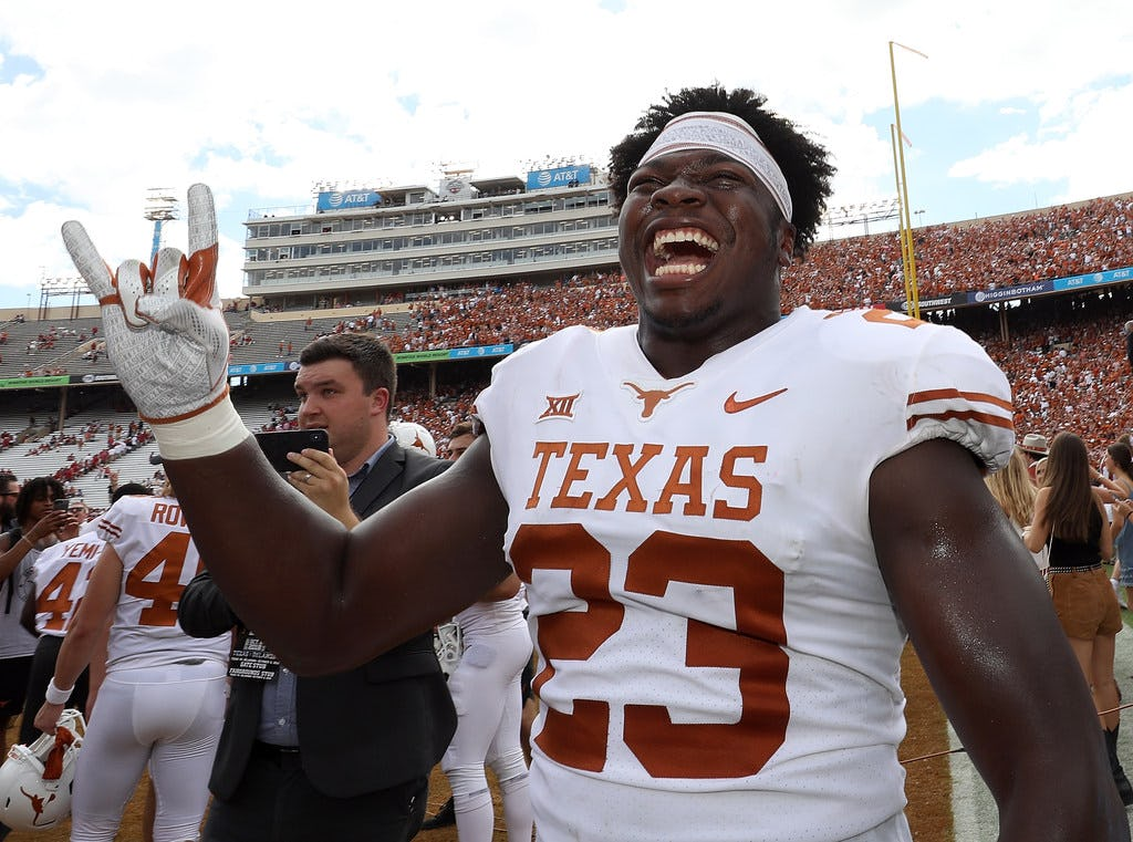 Texas LB outlook for 2019: How will Longhorns fare without Gary Johnson and Anthony Wheeler?