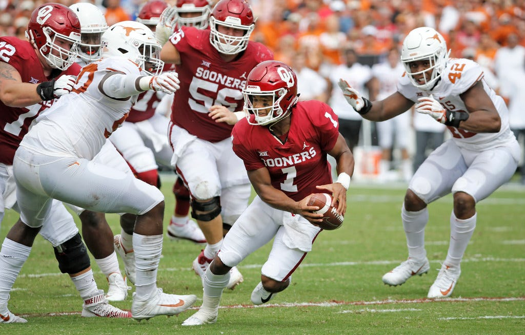 5 things TCU fans need to know about Oklahoma: Kyler Murray can win the Heisman, but he needs OU's defense to step up
