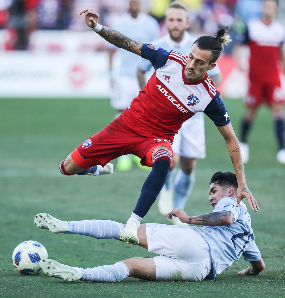 8990c4257e71 Soccer  The Breakdown  Sporting Kansas City at FC Dallas