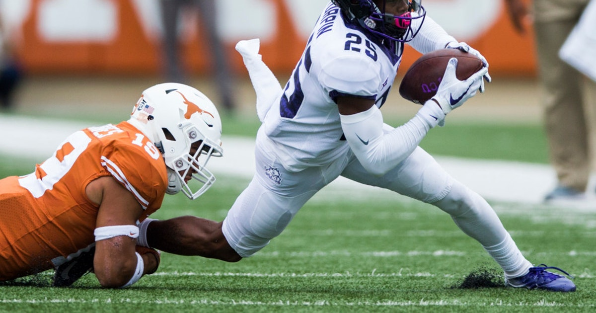 College Sports  Five takeaways from Gary Patterson s Tuesday presser   Turpin dismissed d4f2d7054