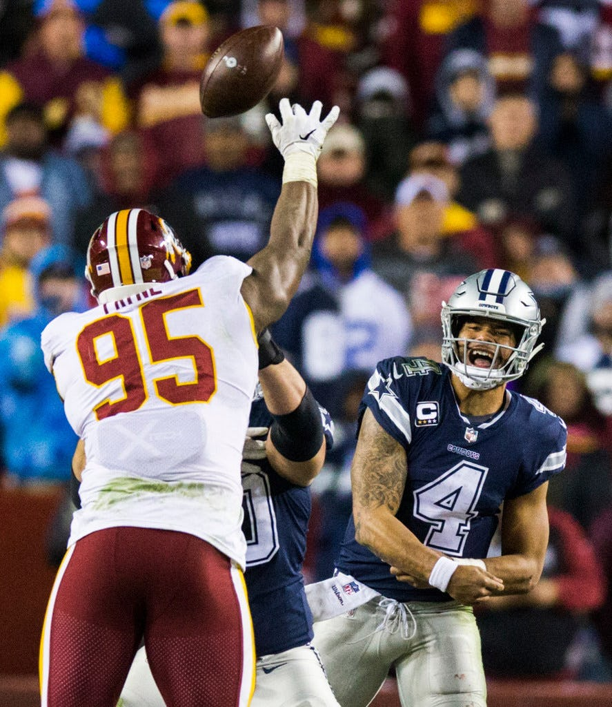 SportsDay experts' NFL picks for Week 8: Giants-Redskins, Chiefs-Broncos, Packers-Rams and more