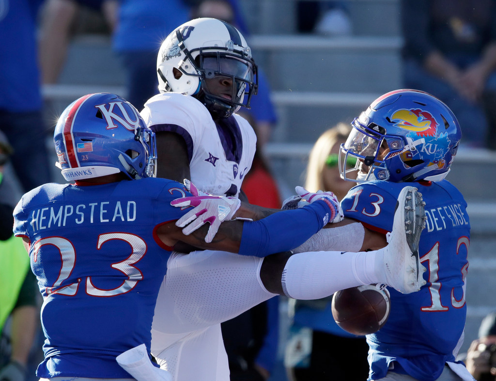 College Sports  5 thoughts from TCU s stunning loss at Kansas  Butt fumble  caps an unthinkable week for Horned Frogs  6a45abf93
