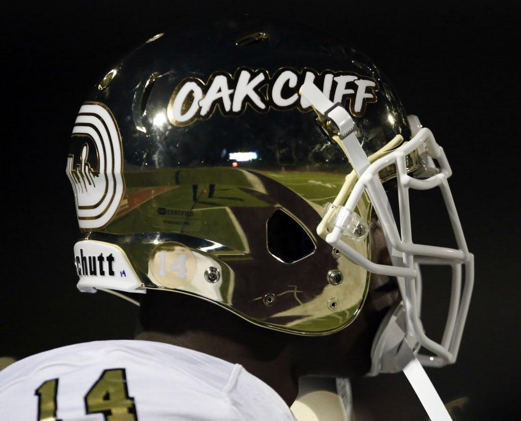 Flipboard Helmets South Oak Cliff Was Sloppy Early But Showed It