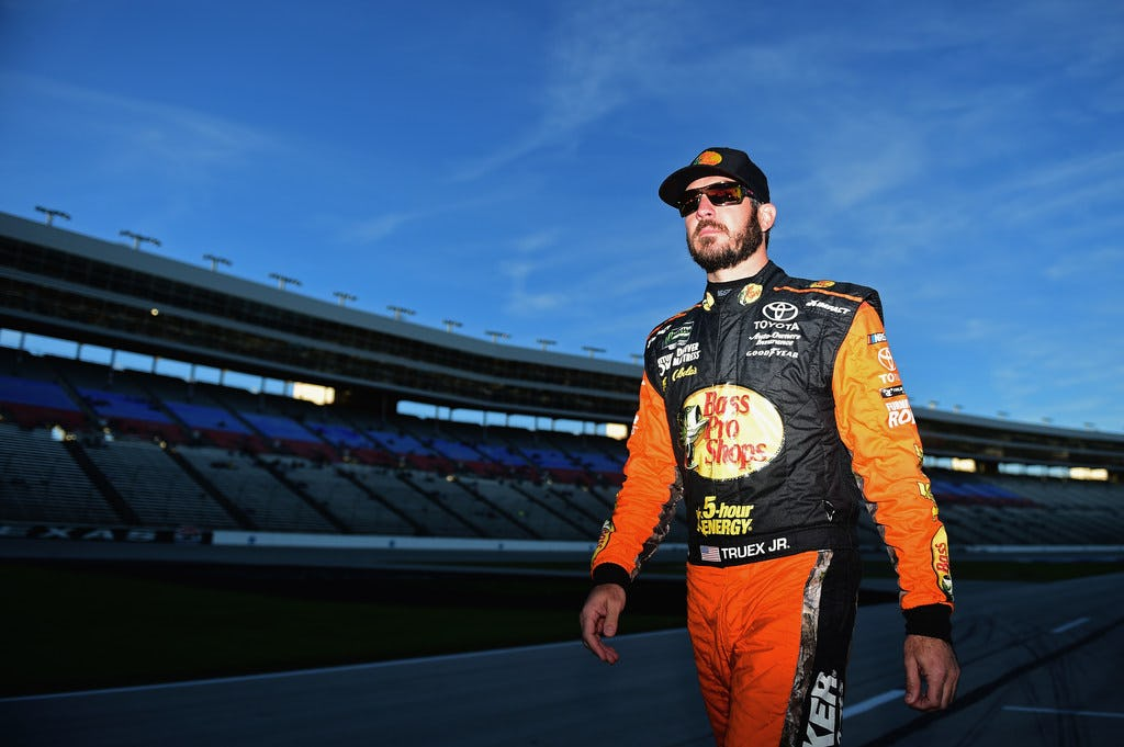 Why NASCAR Monster Energy Cup field should steer clear of Martin Truex Jr.