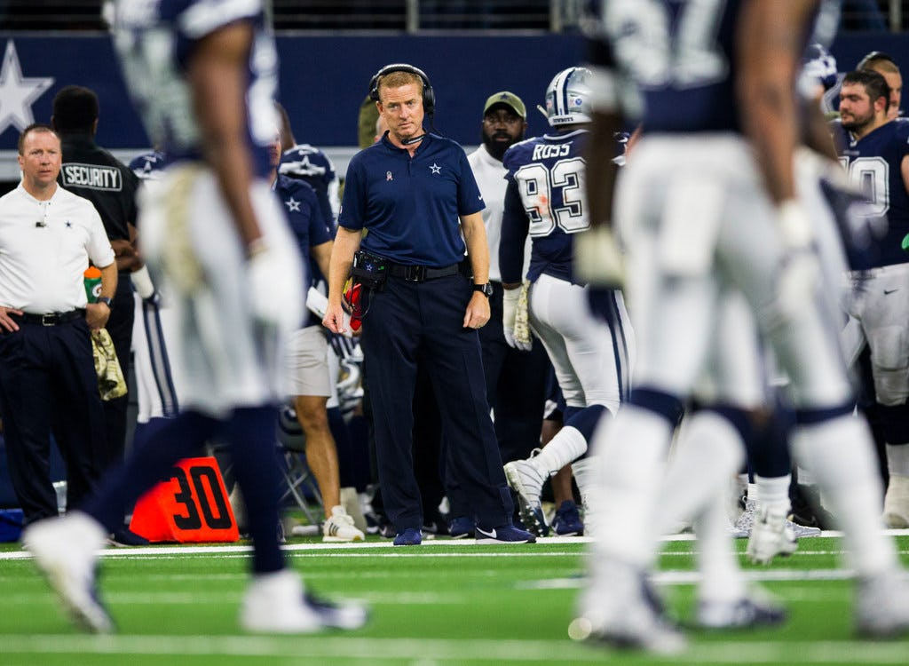 Why the Titans loss will be looked back on as the game that spelled the end of the Jason Garrett era in Dallas
