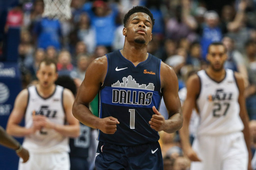 Dallas fans may not be the best when it comes to evaluating young NBA talent, Dennis Smith Jr. included