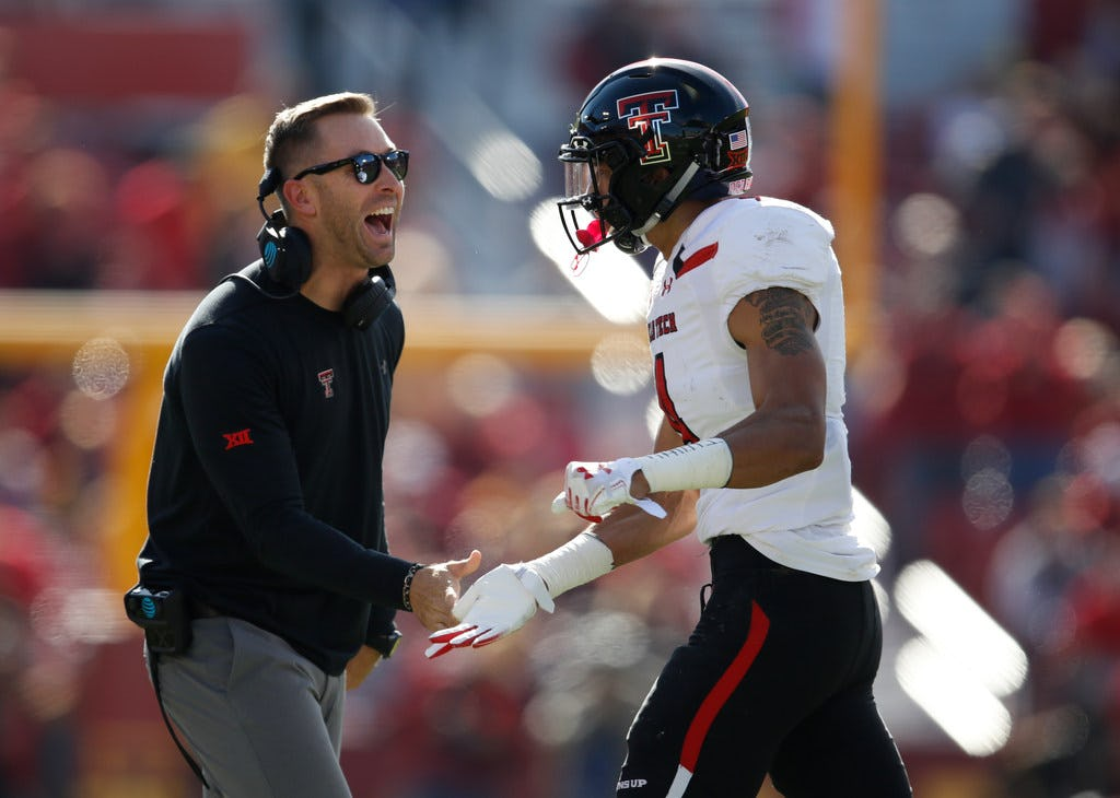 Texas Tech-Texas prediction: Can the Red Raiders do something they haven't done in the Kliff Kingsbury-era?