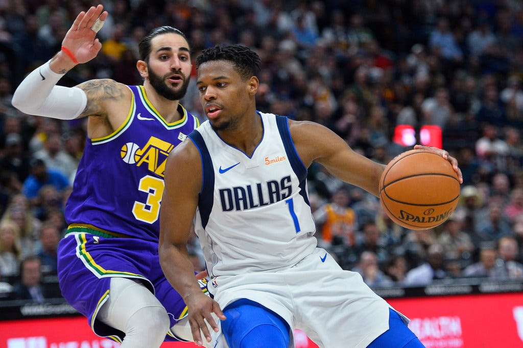 Should fans be worried about Dennis Smith Jr.'s slow start?