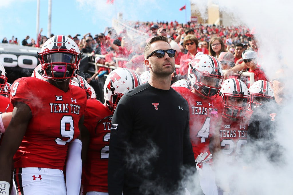 Texas Tech picks up third commitment of weekend