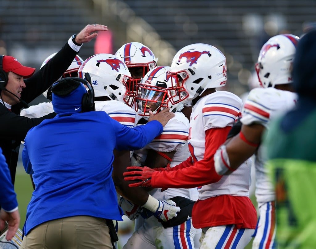 Why SMU is preparing for game against Memphis with an unusual week of practice