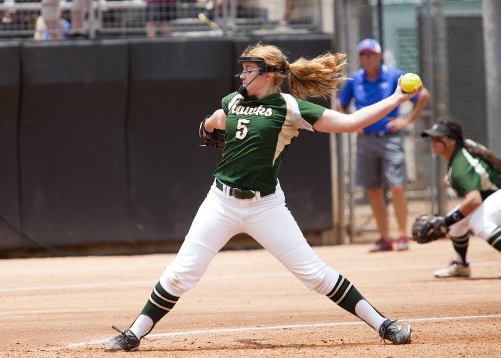 Following a long, winding recruiting journey, Birdville softball standout Grace Green finds her way home, signs with Texas