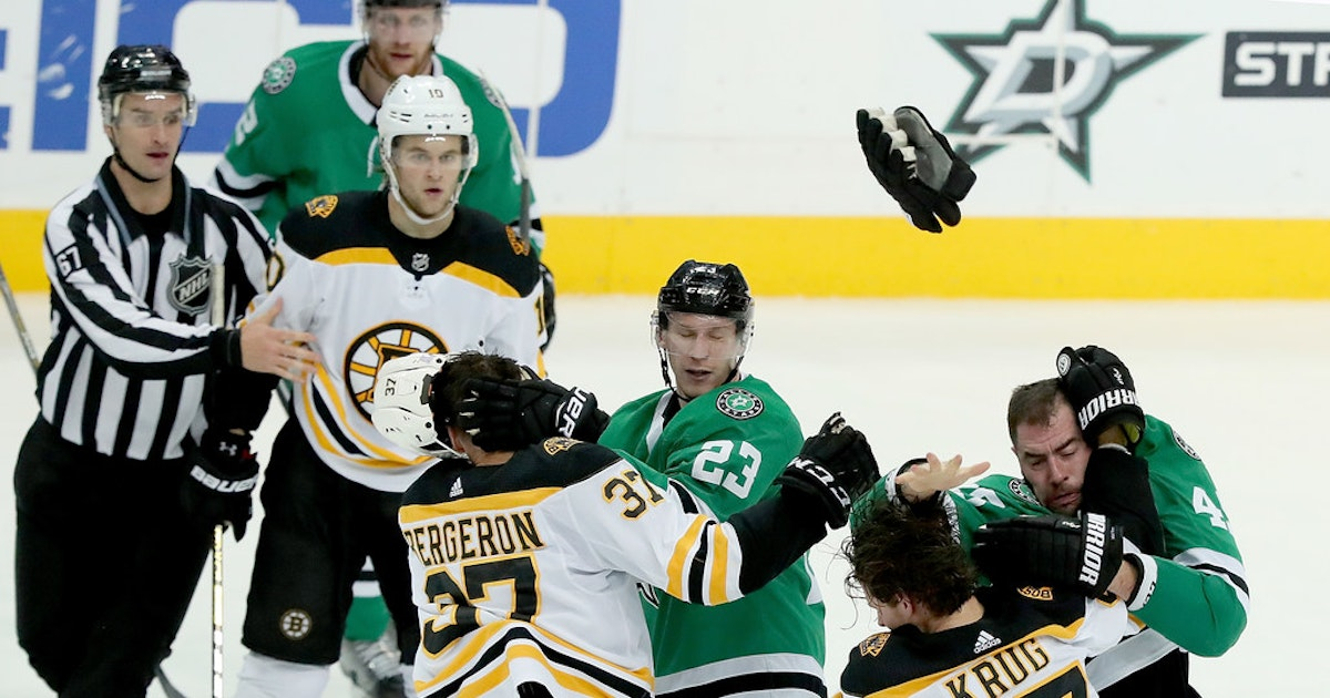 Dallas Stars  Photos  Fight! Stars 9a9286b2e
