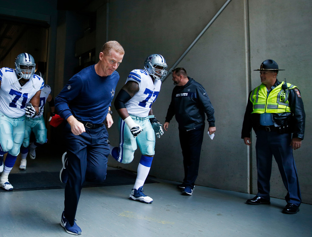 19c1b59e3fe Dallas Cowboys  A slow march to a regime change has been halted