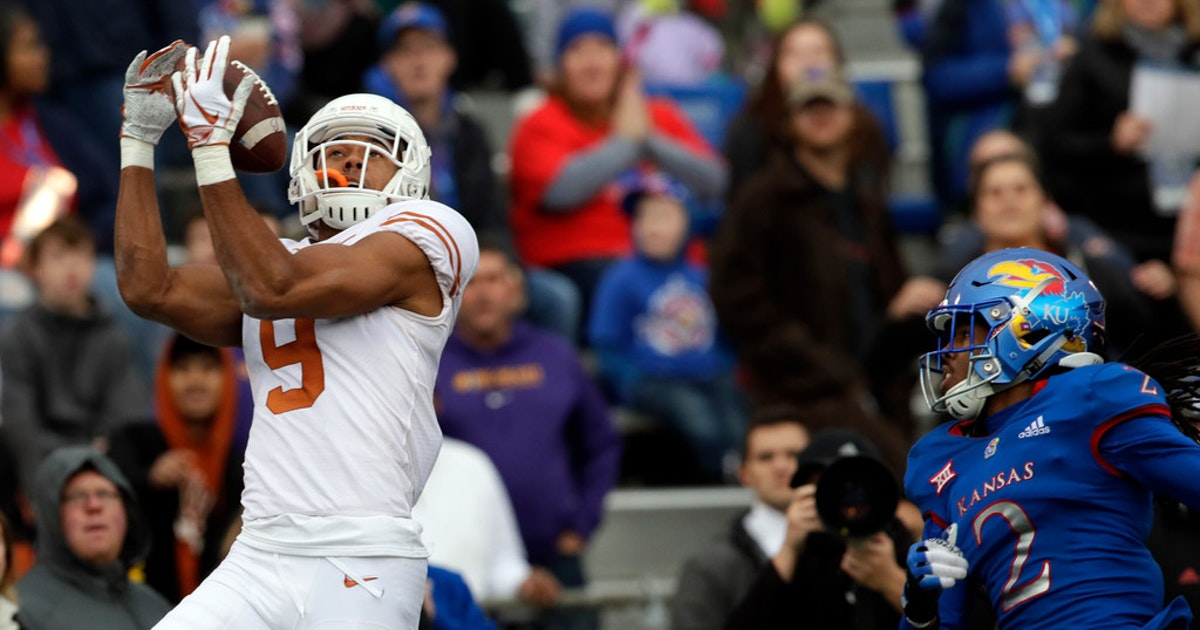 College Sports  5 takeaways from No. 14 Texas  24-17 win over Kansas   Longhorns punch ticket to Big 12 title game  e3bea9cf9