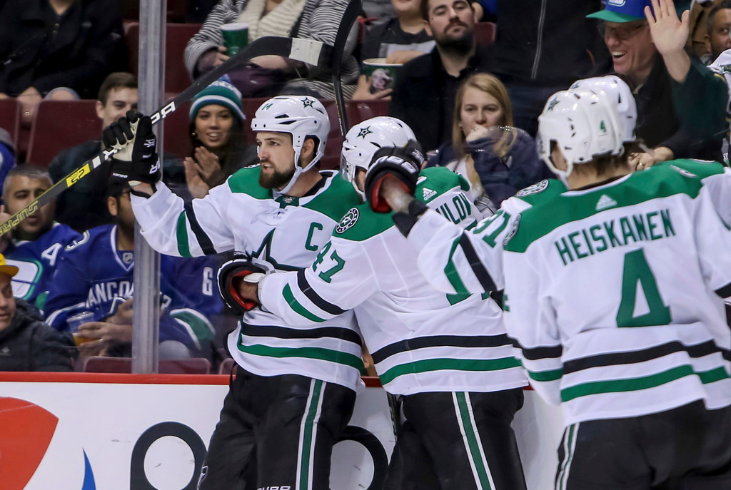 Dallas Stars: Jamie Benn Is Back, And His Resurgence Has Given The Dallas Stars The Look Of A Playoff Team