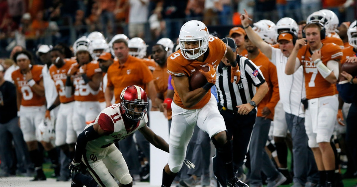 College Sports National Reaction From Texas Loss To Oklahoma Longhorns Come Up Just Short In Big 12 Title Game