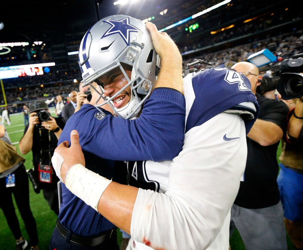 Cowboys' win over Saints was historic in two ways. Jerry Jones and fans now wait to see if there proves to be a third -- Your Cowboys Catch-Up