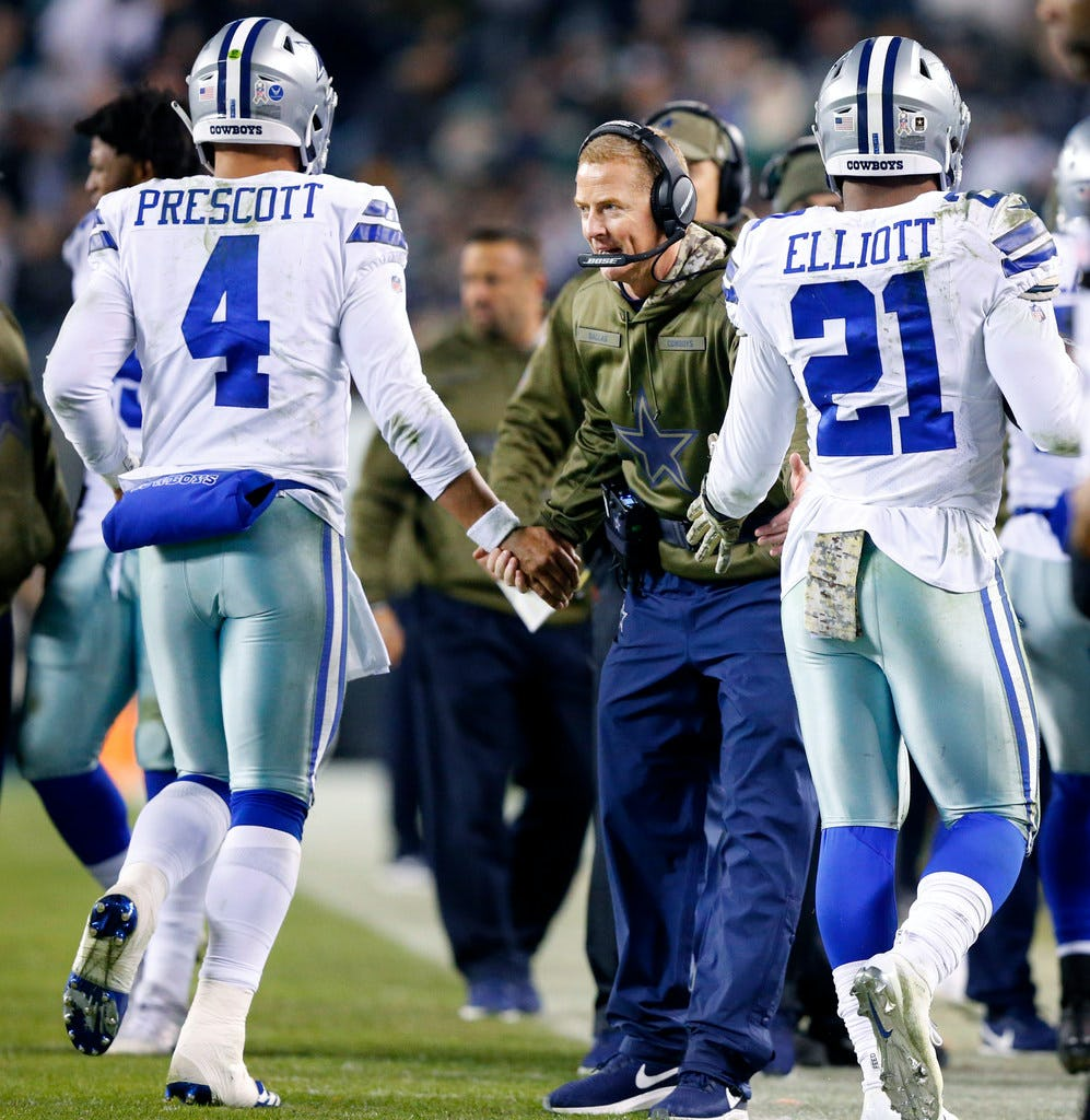 What happens when you win four games in a row? It's high time for the Cowboys to be held to lofty expectations