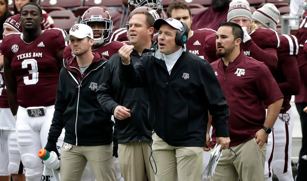 Texas A&M football's assistant salary pool is among the highest in the country