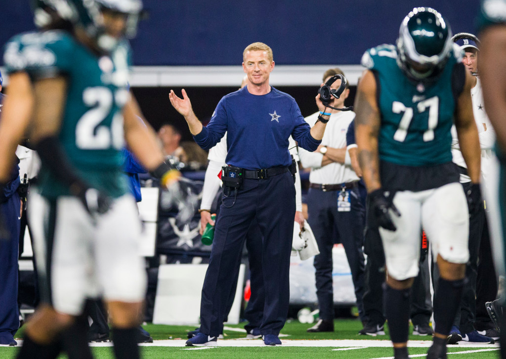 ffb69f98669 Dallas Cowboys: Jason Witten and Jason Garrett shoot down report of Cowboys  coach's attempt to lure the former TE out of retirement | SportsDay