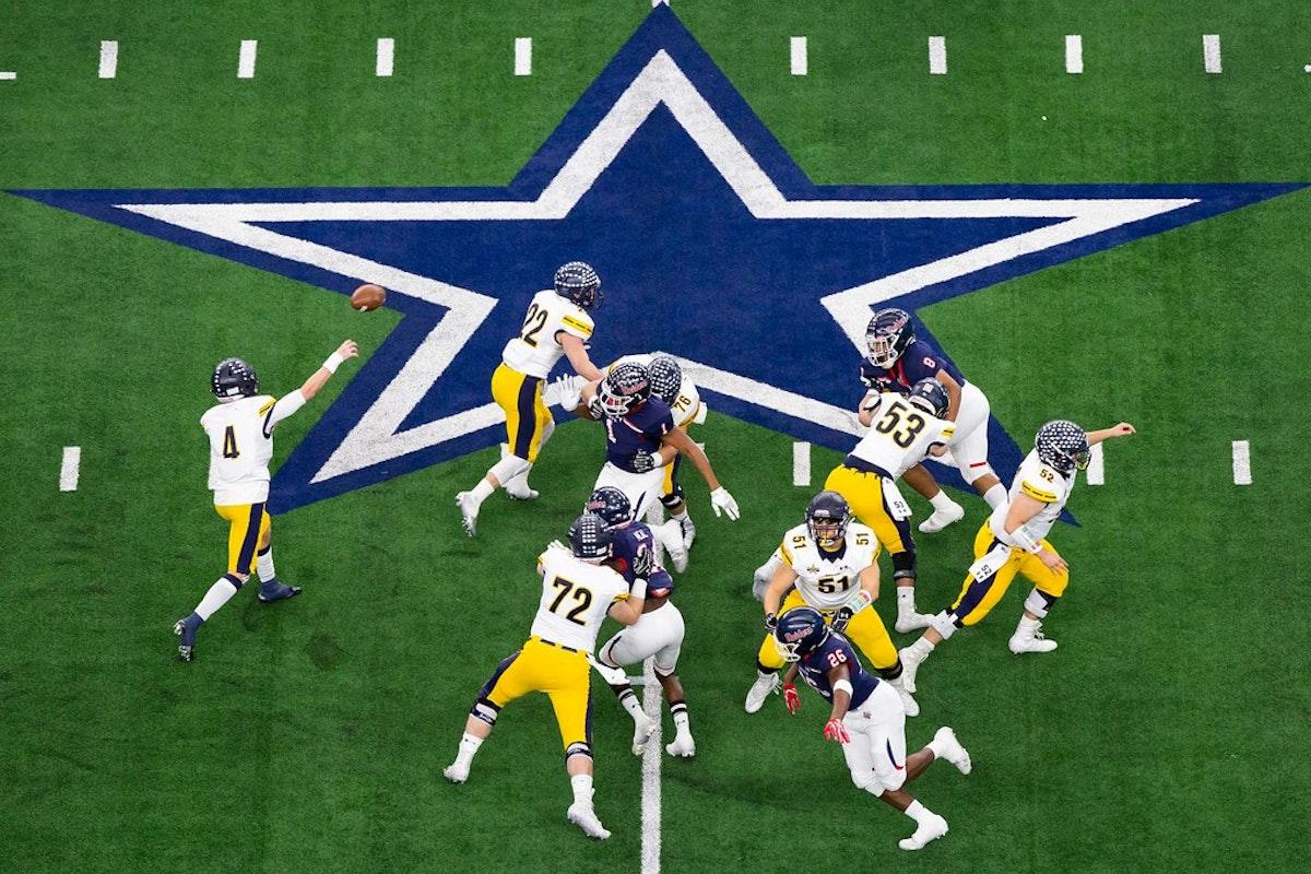 The Longest Active Winning Streak In Texas High School Football