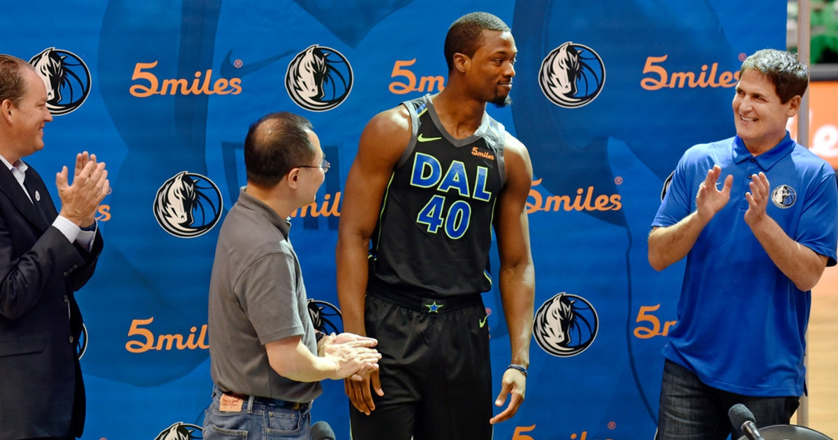Dallas Mavericks: Mark Cuban and Harrison Barnes discuss ...