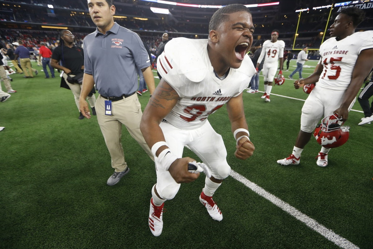 North Shore S Hail Mary To Beat Duncanville Joins List Of Crazy
