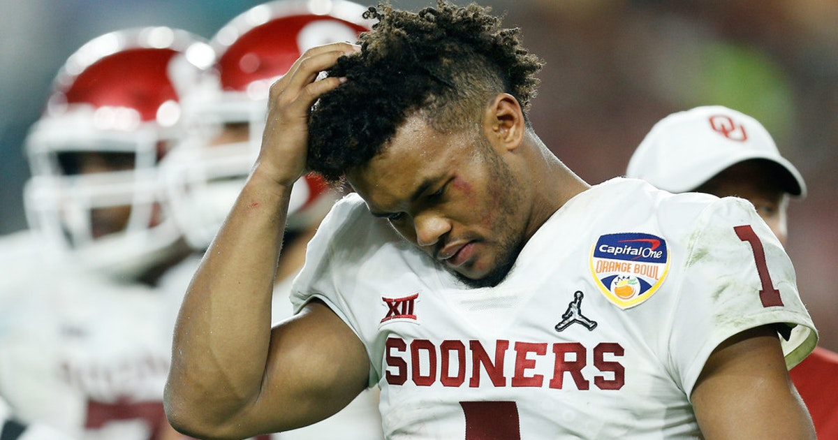 College Sports: 5 thoughts on Oklahoma's Orange Bowl loss ...