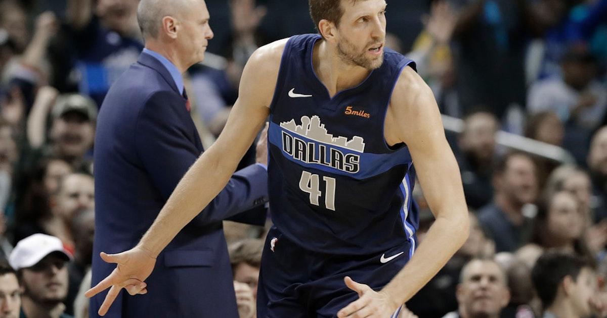Dallas Mavericks  Mavericks look to expand on  very good  road win versus  Hornets  10397fec36d15