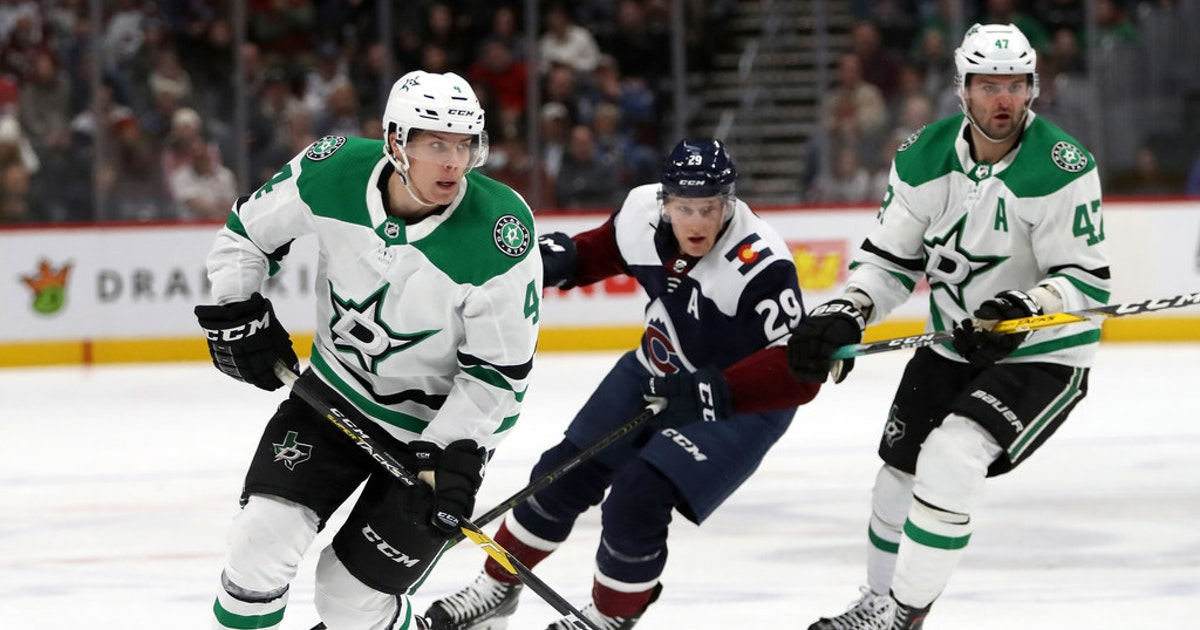 Dallas Stars  Already named an All-Star 0b9fe7128