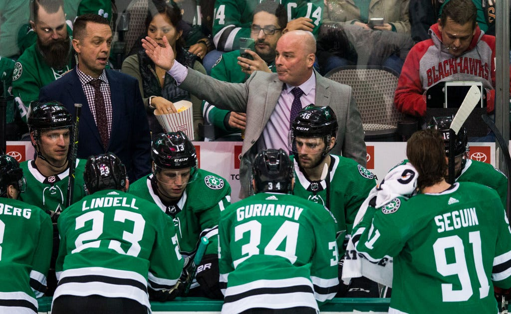 Joel Quenneville among coaches Jim Montgomery reaches out to for help in first NHL season