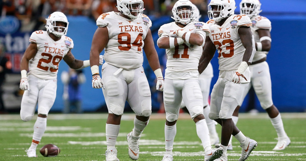 College sports 3 reasons why the texas longhorns could be worse in