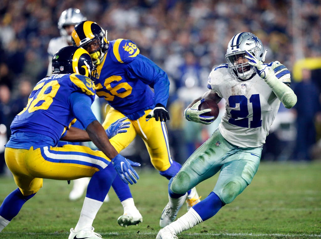 3 things we learned from Cowboys' playoff loss vs. LA, including which illogical moves from Dallas' staff doomed the offense