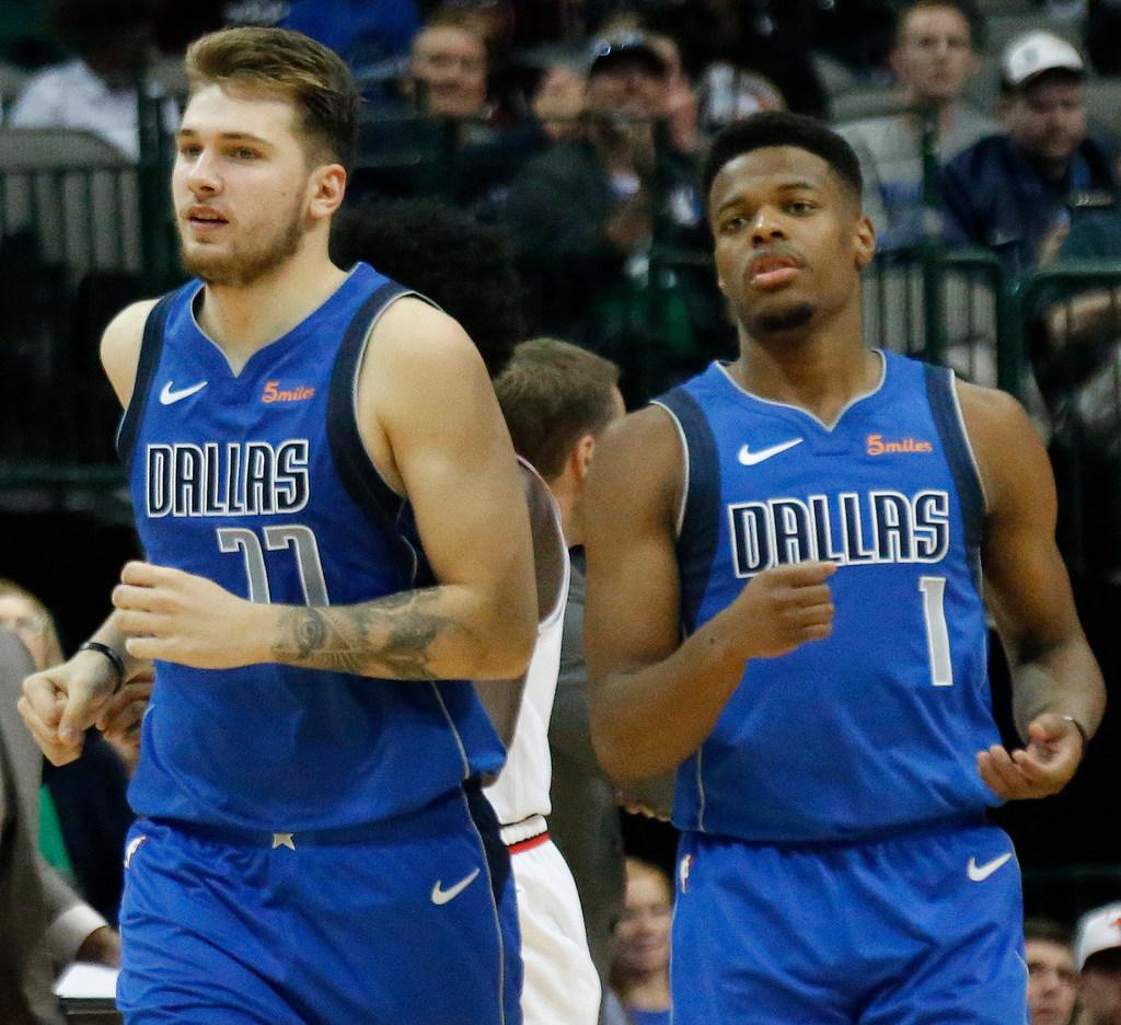 Dallas Mavericks: Why are the Mavericks and PG Dennis Smith Jr