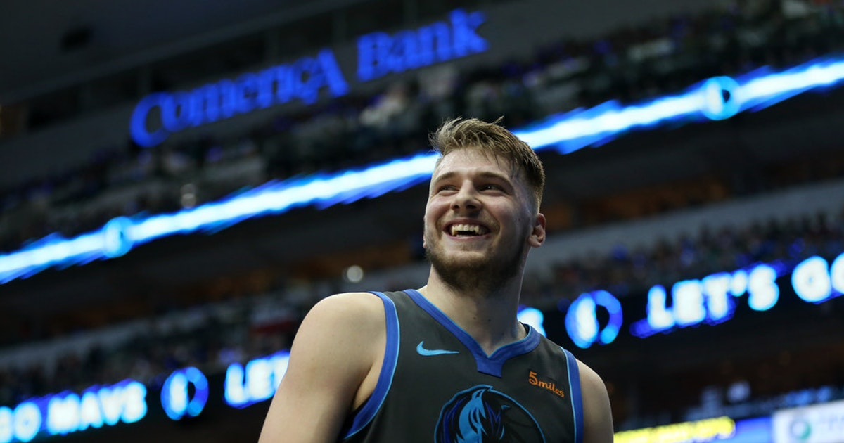 4ff177b3055 Dallas Mavericks: Only two players are getting more NBA All-Star Game fan  votes than Mavericks rookie Luka Doncic | SportsDay