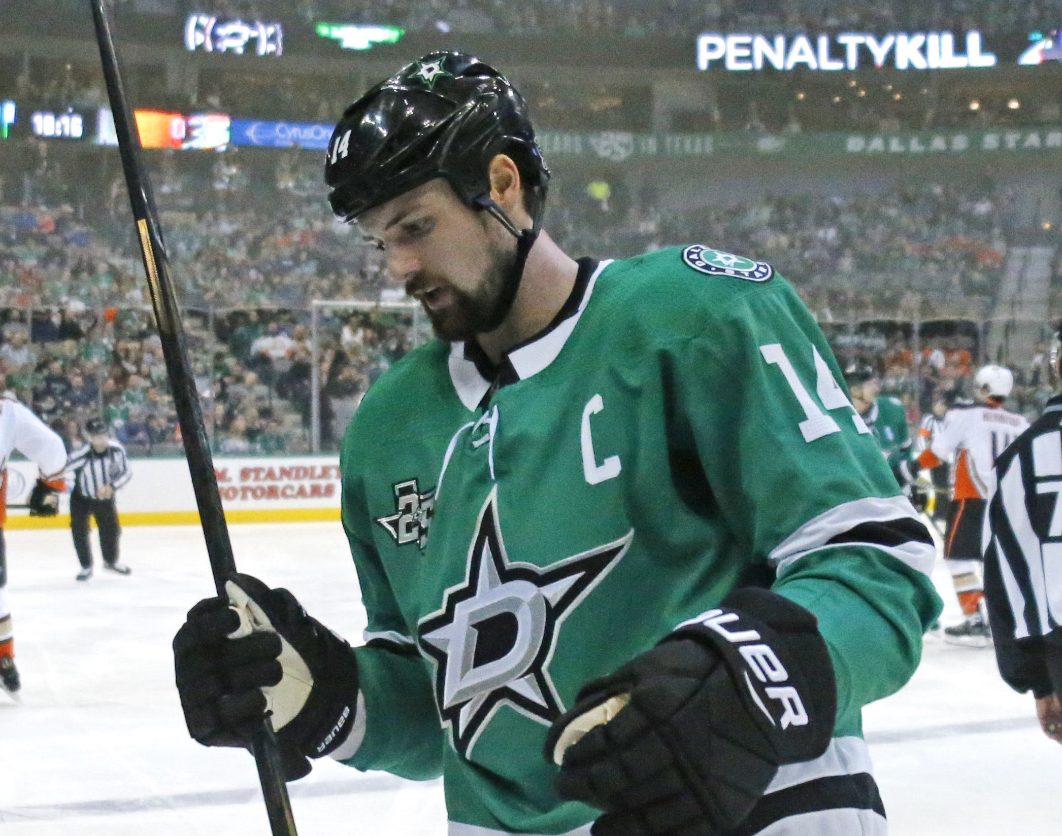 Jamie Benn hasn't lived up to his billing this season, but here's where the captain remains important to the Stars