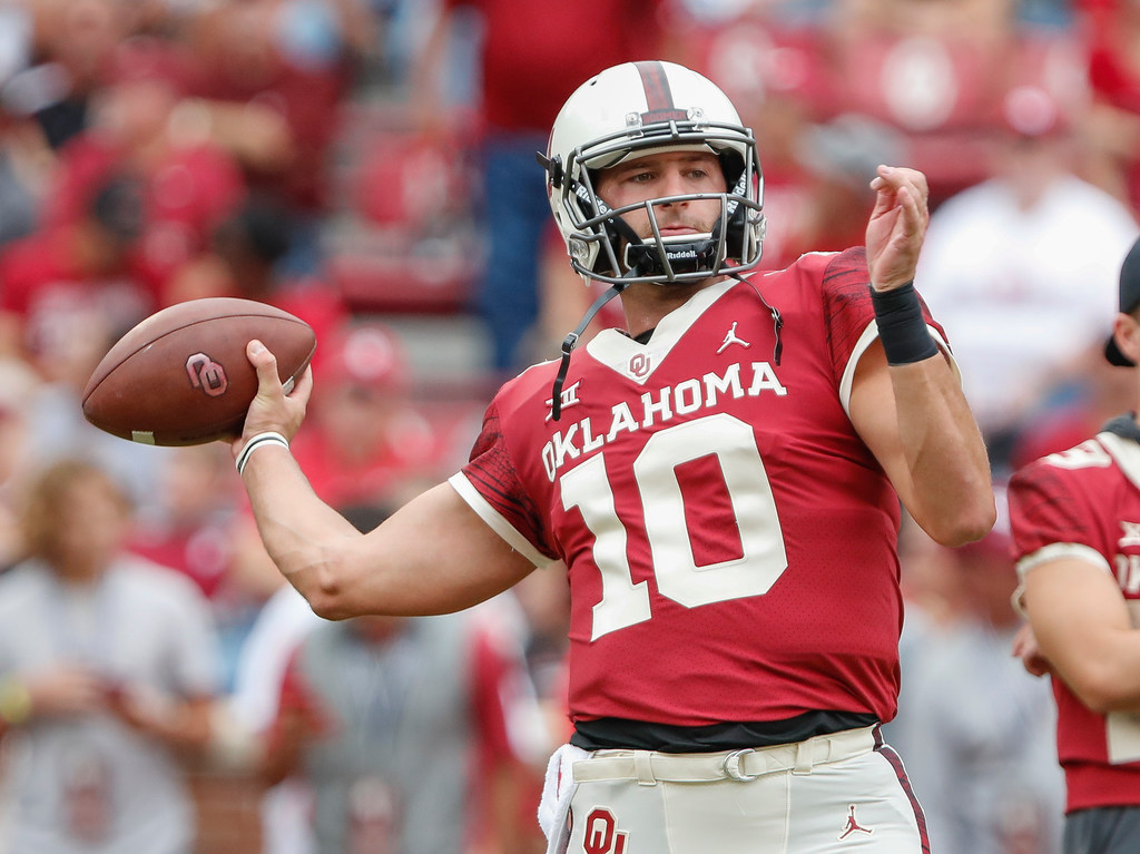 College Sports  Former Oklahoma QB Austin Kendall officially transfers to West  Virginia  fada3f7f7