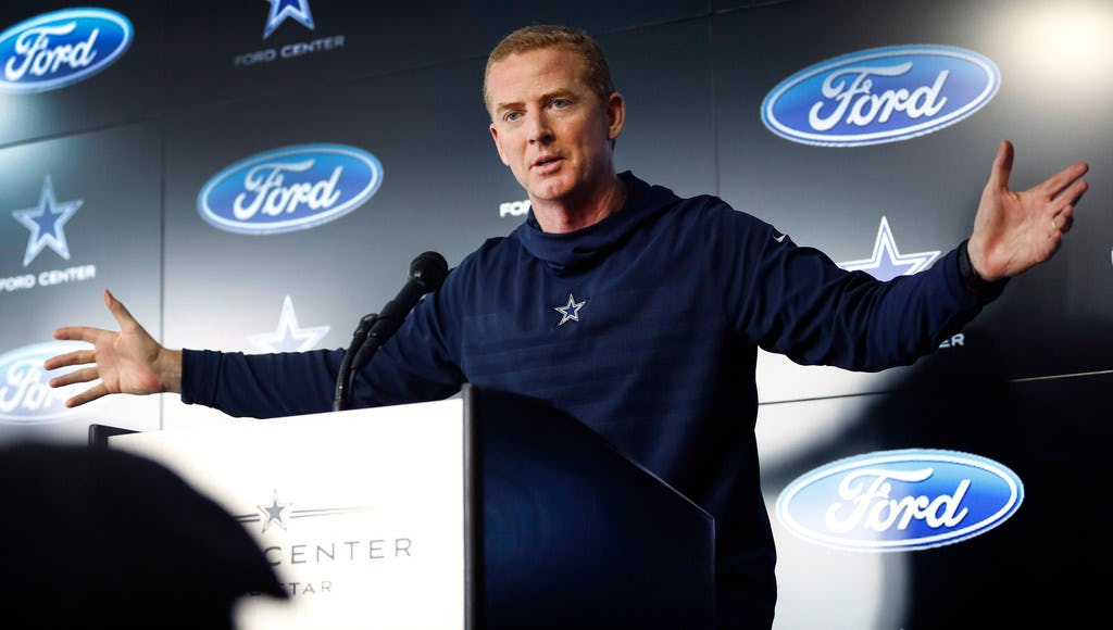 Here's why Jason Garrett will likely end up with a contract extension this offseason