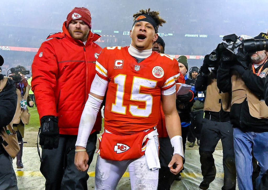 Report: Former Texas Tech quarterback Patrick Mahomes could land NFL's first $200 million contract