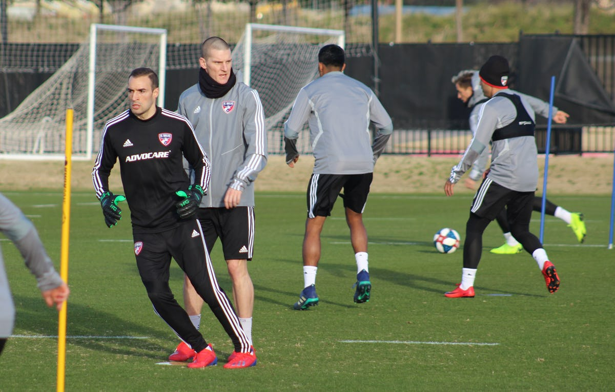 FC Dallas Practice Observations: Spring Training Day 1