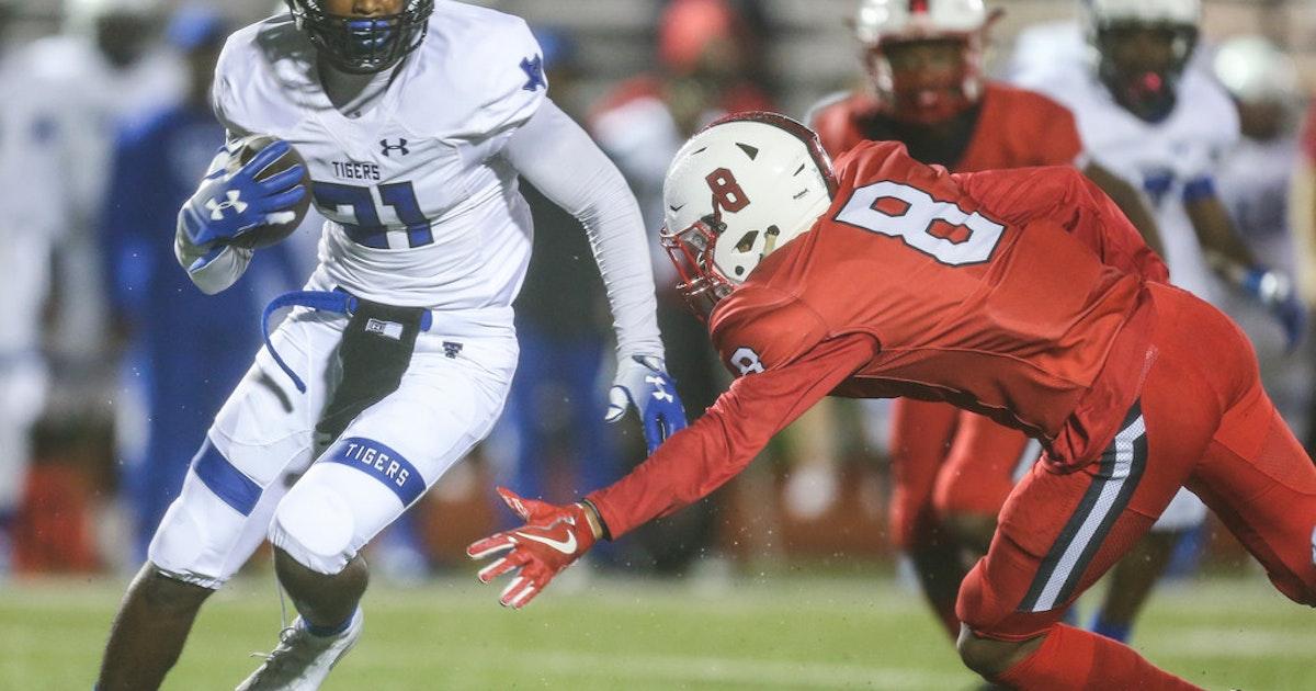 College Sports: TC-Cedar Hill CB Shilo Sanders, son of ...