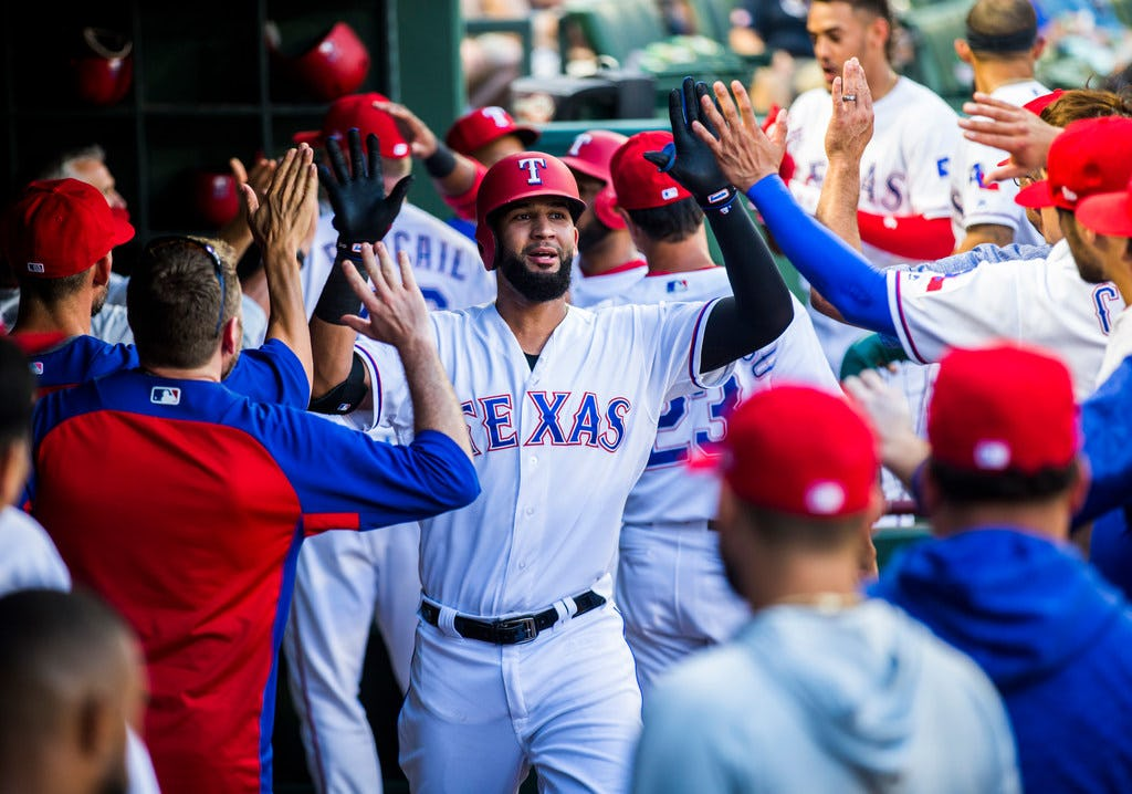 Rangers OF Nomar Mazara was on the verge of a breakthrough last year. Can he achieve it this season?