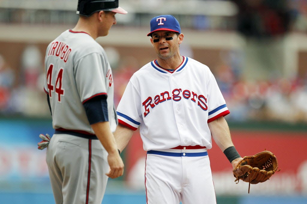 Michael Young shares how Rangers' secret plan to hit Mariano Rivera's cutter worked ... kind of