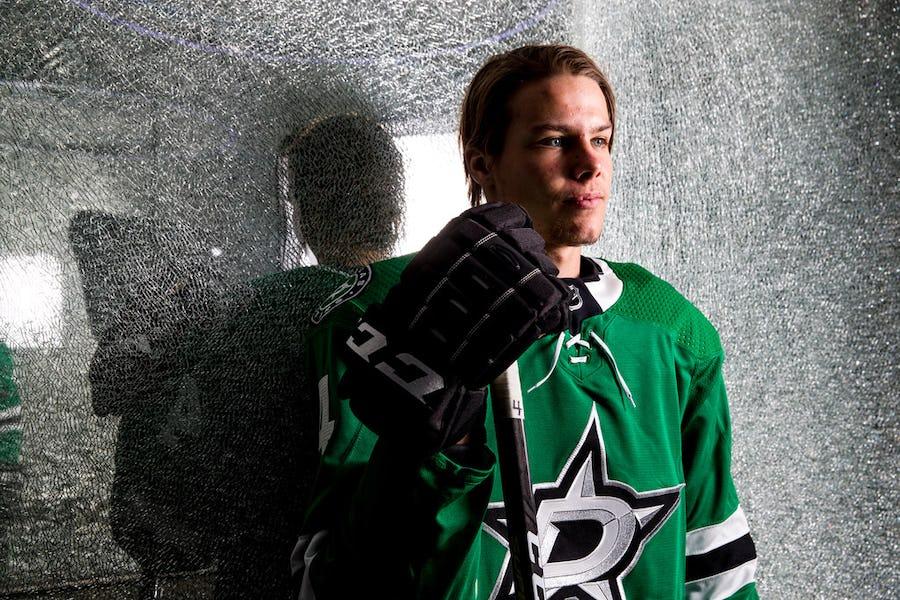 Finland, loose laces and dull blades: How Stars defenseman Miro Heiskanen developed into an elite skater | SportsDay
