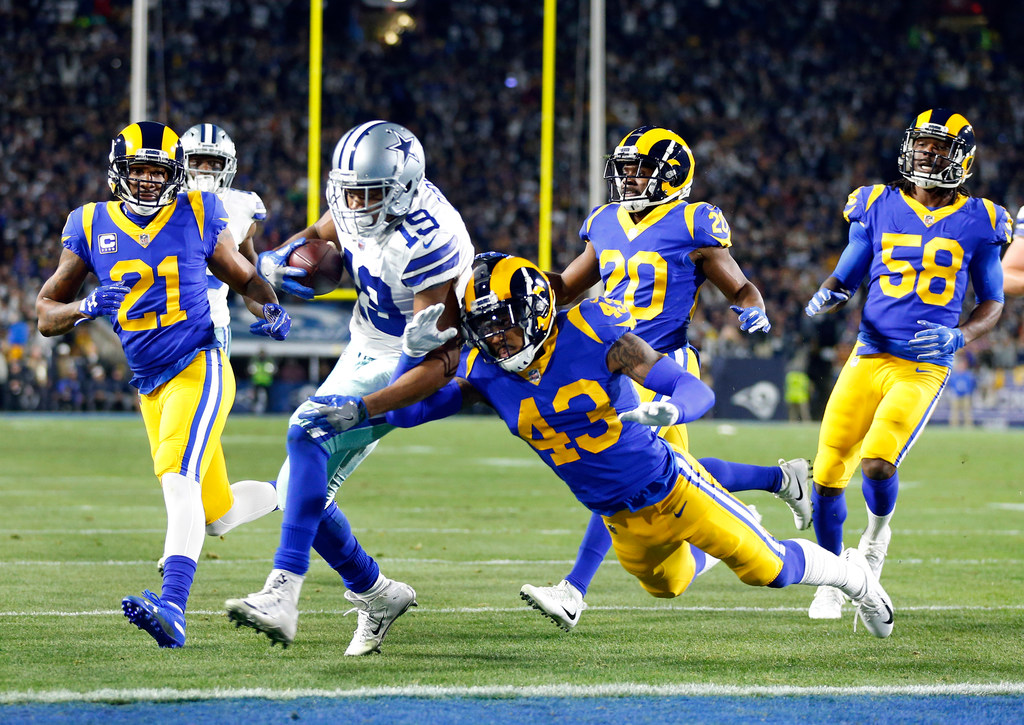 Dallas Cowboys  National writer  Cowboys  acquisition of Amari Cooper is  the second-most impactful NFL trade of the past year  e794369e0