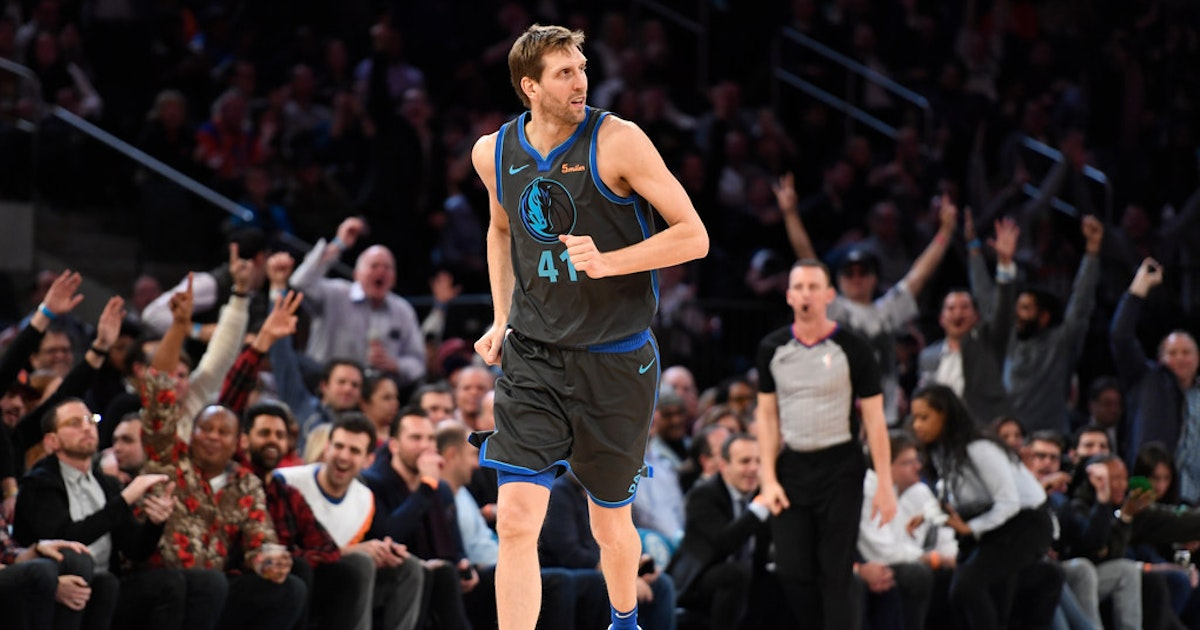 a1ec69afa769 Dallas Mavericks  Dirk Nowitzki added to All-Star Game roster as special  addition