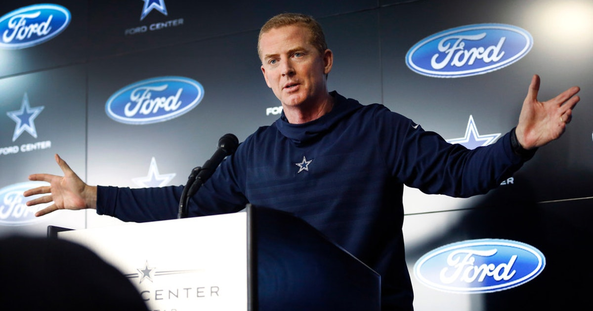 41a81afec30 Dallas Cowboys: Why it's hard to see Jason Garrett coaching the Cowboys  past 2019 without a Super Bowl berth | SportsDay